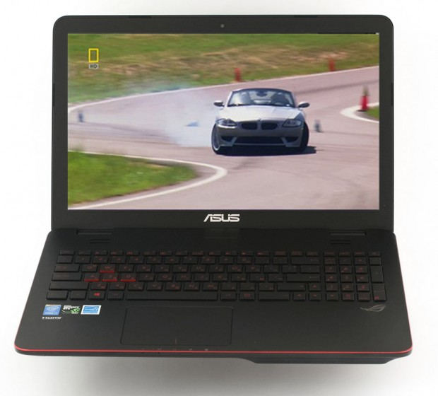 ASUS G551J Video Playback