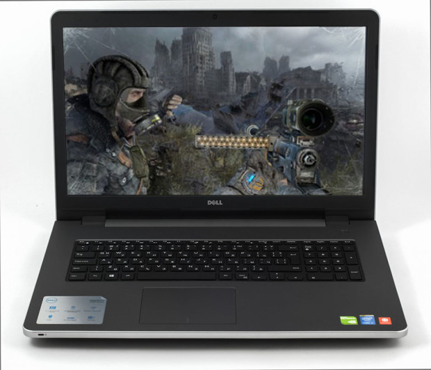 Dell Inspiron 5758 (17 5000) bat gaming