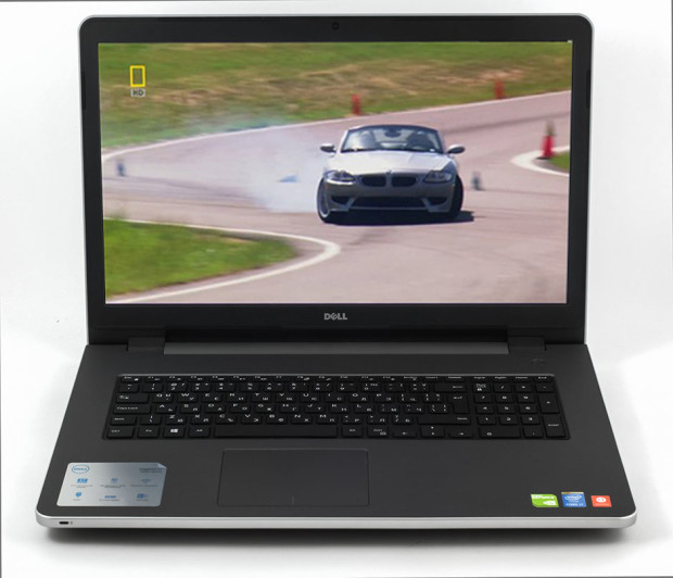 Dell Inspiron 5758 (17 5000) bat movie