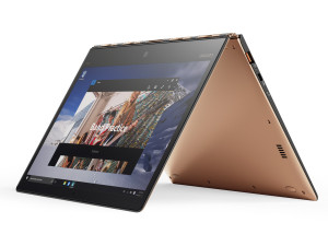 YOGA 900S in Gold_Tent Mode