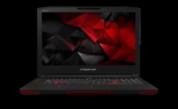 Gambar Acer Predator 17 X (GX-792) (overclocked)