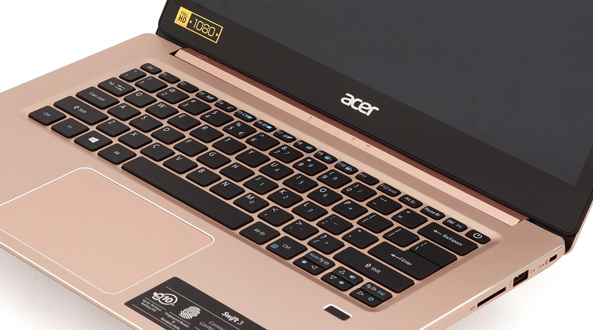 acer swift 3 sf314 52 specs and benchmarks. Black Bedroom Furniture Sets. Home Design Ideas