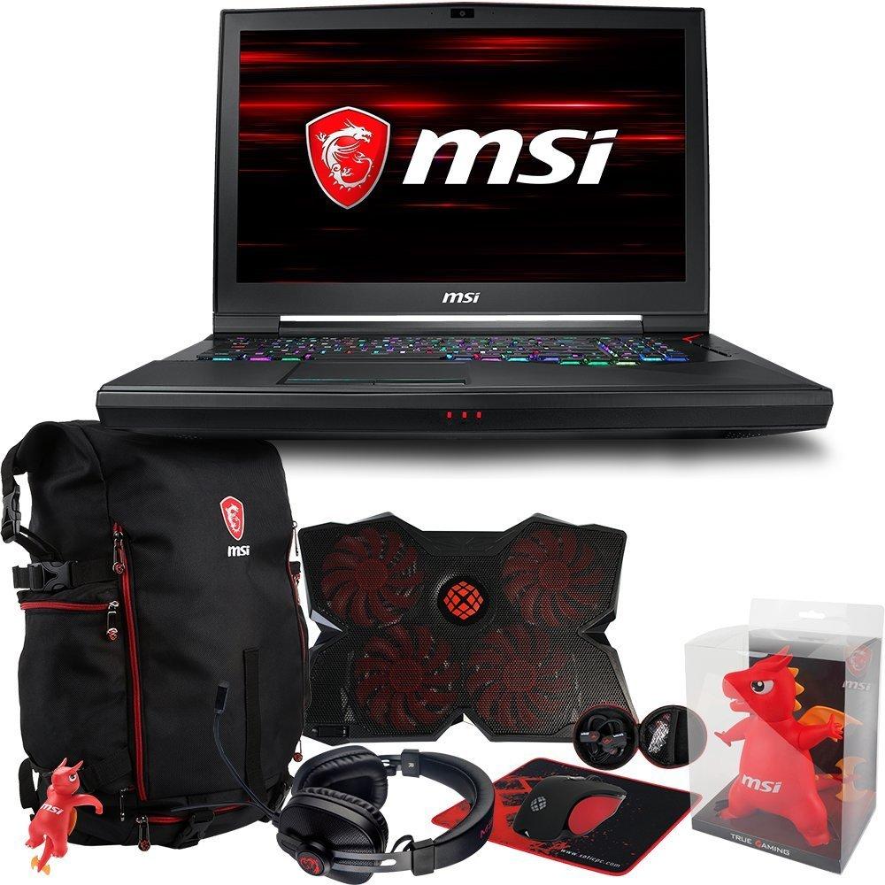 Gambar MSI GT75 Titan 8R