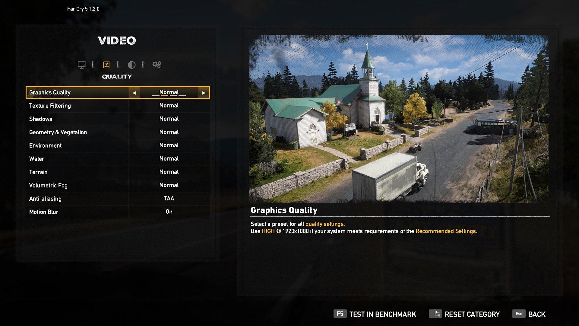Far Cry 5 Full HD